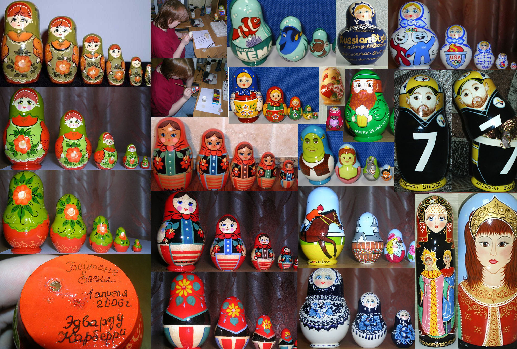 Most Popular Russian Gifts 105